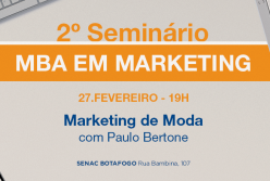 2º Seminário MBA em Marketing
