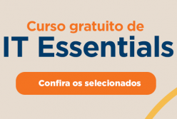 Confira os classificados para o curso IT Essentials